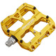 Reverse Escape Pedals gold